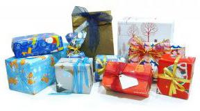 конкурс подарки