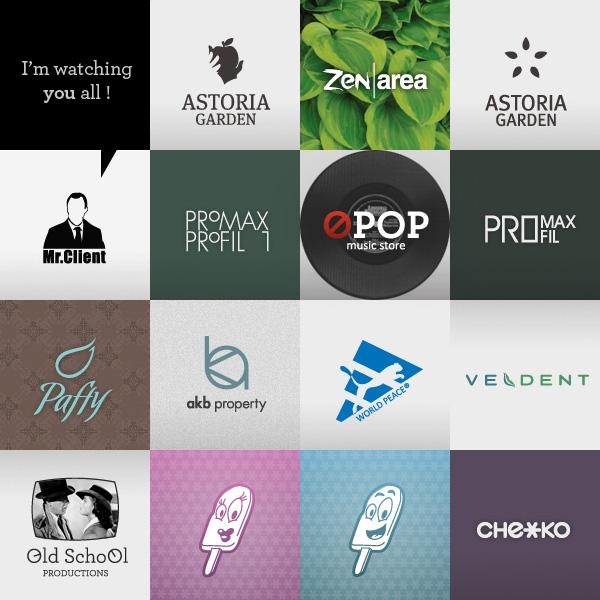 красивые логотипы