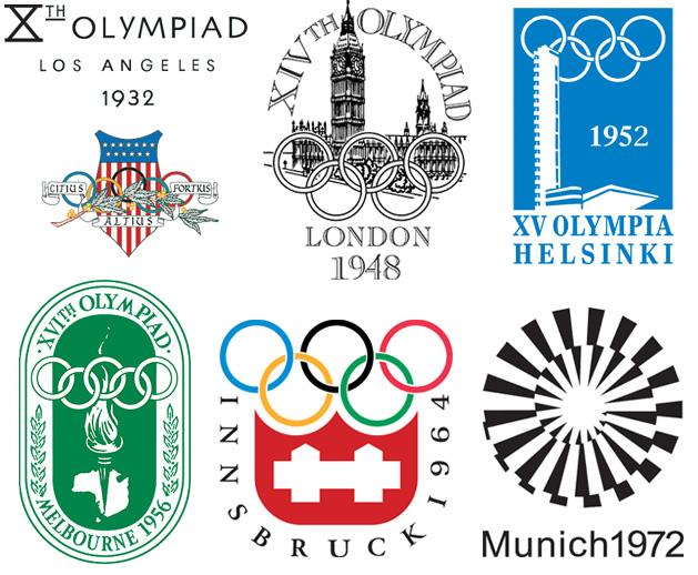 логотипы олимпиад