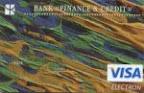 visa electron банк финансы и кредит