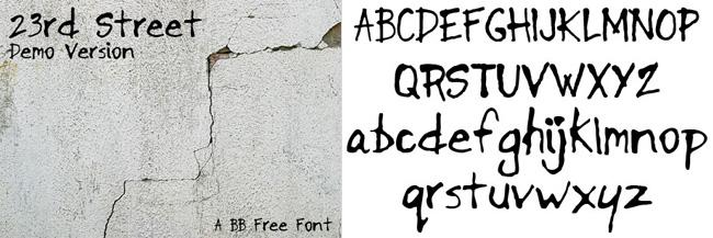 оригинальные шрифты