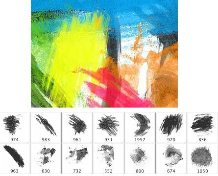 Акварель - ФотоФания: бесплатные фотоэффекты и фильтры онлайн 44