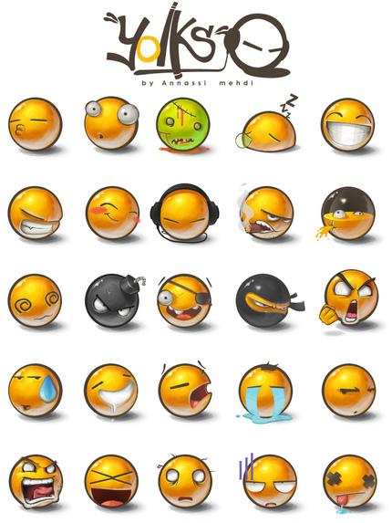 прикольные иконки бесплатно: