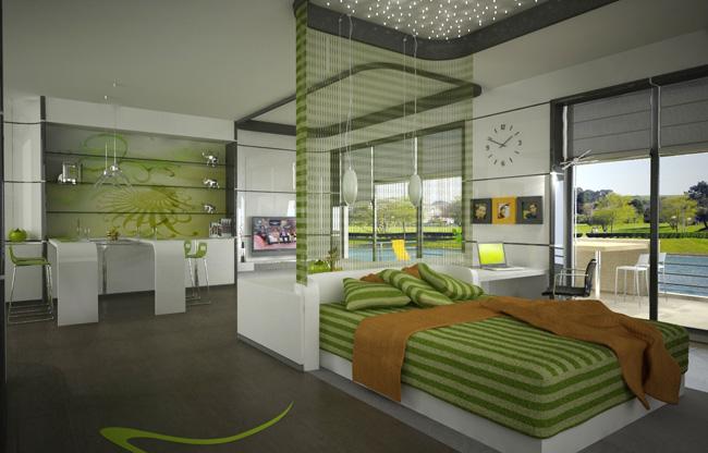 3d дизайн интерьера