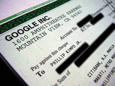 чек google adsense