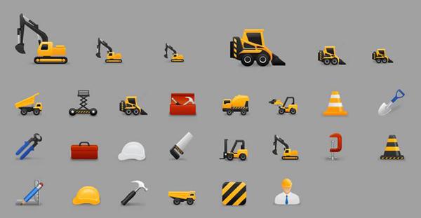 строительные иконки