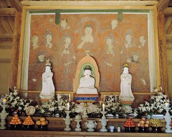 Yeongcheon Yeongsanjeon Hall at Geojoam Hermitage in Eunhaesa Temple 04