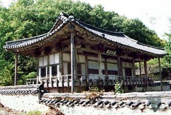 Yeongcheon Yonggye confucian shrine