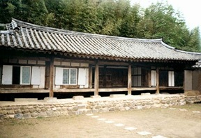 Jeong Yongjun's house in Yeongcheon