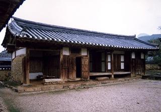 Cheongdo Hangnangchae(Servant's quarters)