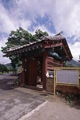 Cheongdo entrance to-Hyanggyo