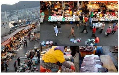Busan Jagalchi Market 02