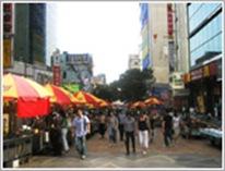 Busan Nampo-dong Street
