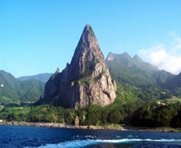 Ulleung Seonginbong Peak 01