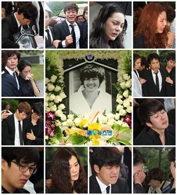 Park Yong Ha Funeral 04