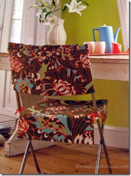 one yard wonder chair