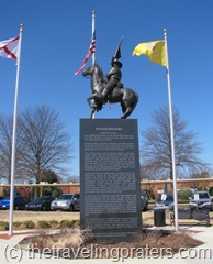 Buffalo Soldier Memorial 006