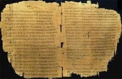 romans fragment