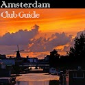 Amsterdam Club Guide icon