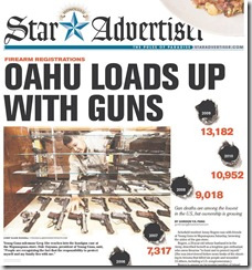 Ad for gun sales
