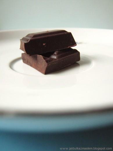 Julii Child ciasto czekoladowe królowej Saby