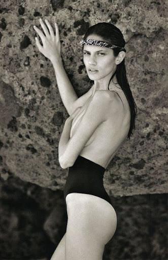fitness model Danijela Dimitrovska