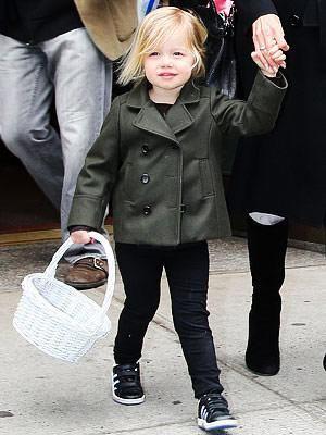 Shiloh Jolie-Pitt pics