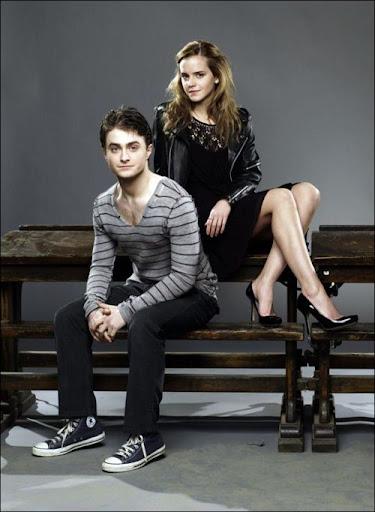 emma watson daniel radcliffe and rupert. Daniel Radcliffe amp; Emma Watson
