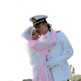 Malaysian Malay Wedding by Iz Fotografi Art Works - Wedding Bride & Groom ( malaysian, malay wedding, malaysia traditonal wedding, malay, iz fotografi, malaysia wedding photographer, malaysia, malaysian wedding )