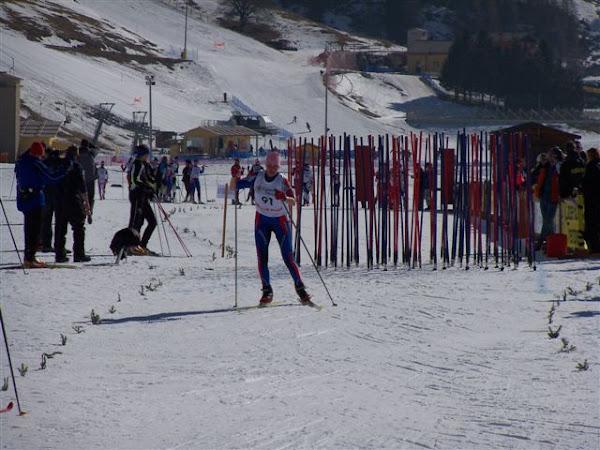 Finali regionali a Bosco Chiesanuova (foto GS Cadore)