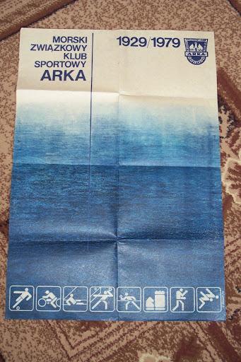 Sekcje Arki