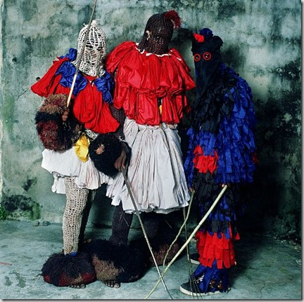 Ekpeyong Edet Dance Group, Calabar, Nigeria, 2005