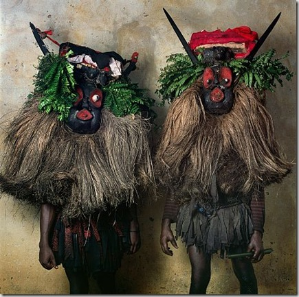 Creek Town Youth Group, Ekpo Masquerade, Calabar, Nigeria, 2005