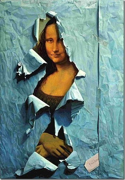 Henri Cadiou (Paris 1906-Paris 1989) Lo strappo 1981. Dipinto su tela; cm 81 x 54. Parigi, Collezione Pierre Gilou