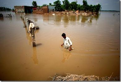 APTOPIX Pakistan Asia Floods