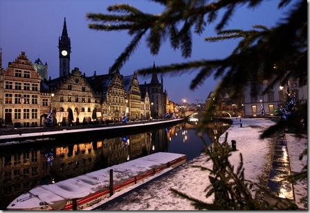 Belgium Christmas