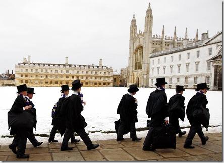Britain Christmas Service