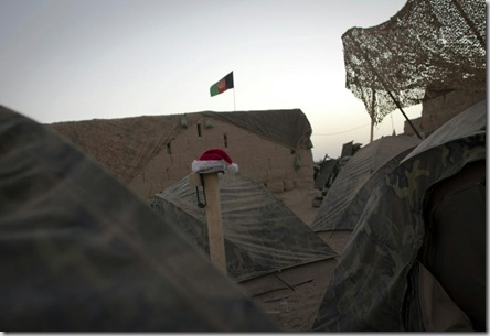 TOPSHOTS-AFGHANISTAN-US-UNREST-CHRISTMAS