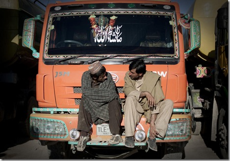 Afghanistan Taliban Vs Tankers