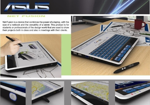 The Most Innovative Laptop Designs and Laptop Concepts of 2010