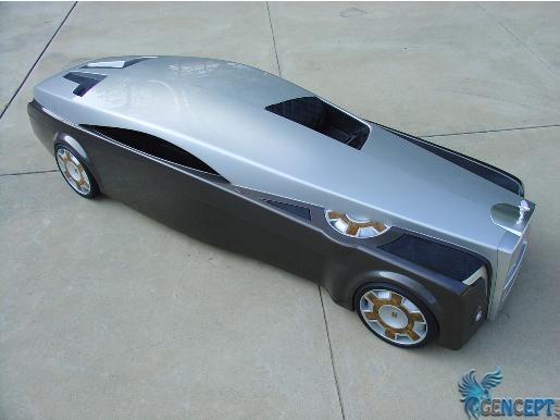 GenCept.com | Rolls Royce Apparition Concept