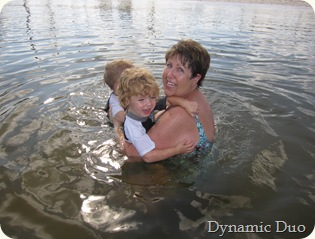bays swimming