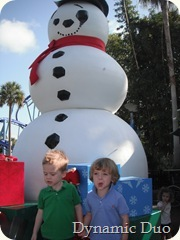 sea world christmas