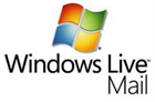 You can save your Windows Live Mail folders to another drive