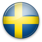 Sweden flag by Factual Solutions