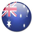 Australia Flag  by Factual Solutions
