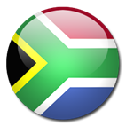 South Africa Flag by Factual Solutions