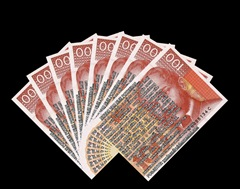 10 Croatian ZBank Note - Version by Factual Solutions