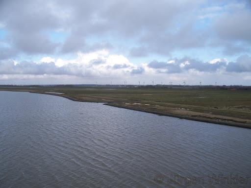 Die Küste bei Dorum