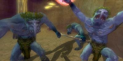 Gang of Sea Cave Trolls